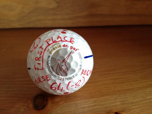 Pilsner Urquell 1. hely labdája